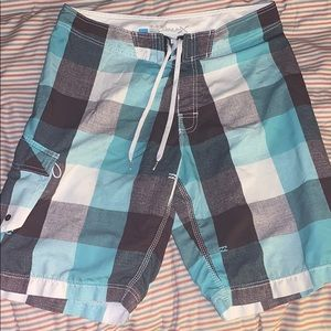 Platinum Hydro stretch swim trunks